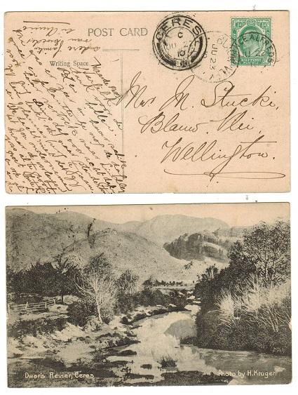 Cape of Good Hope - British commonwealth postal history