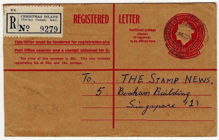 Christmas Islands British Commonwealth Postal History Specialists Steve Drewett